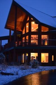 Loon Cabin at Six Lakes Resort